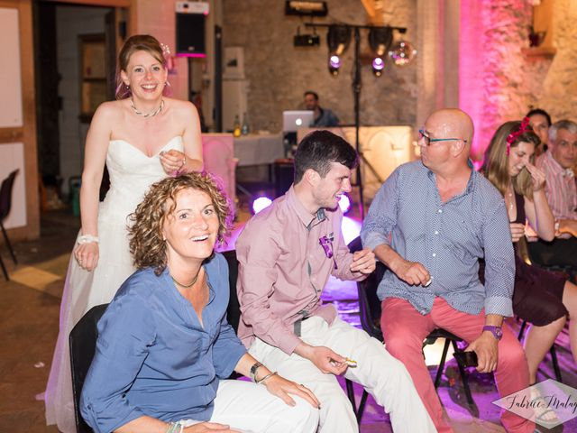 Le mariage de Tifany et Nicolas à Voiron, Isère 477