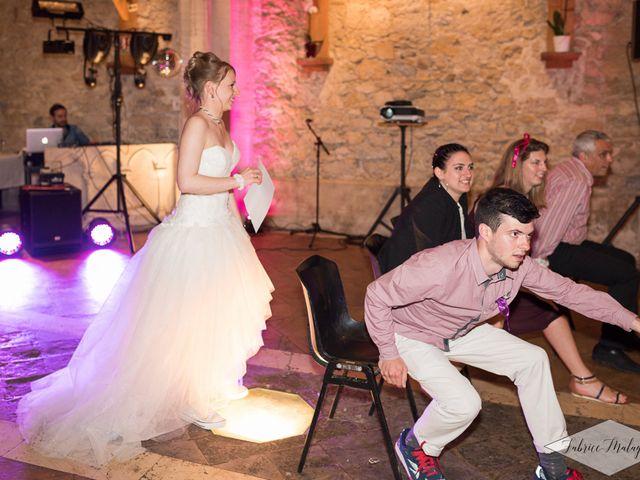 Le mariage de Tifany et Nicolas à Voiron, Isère 482