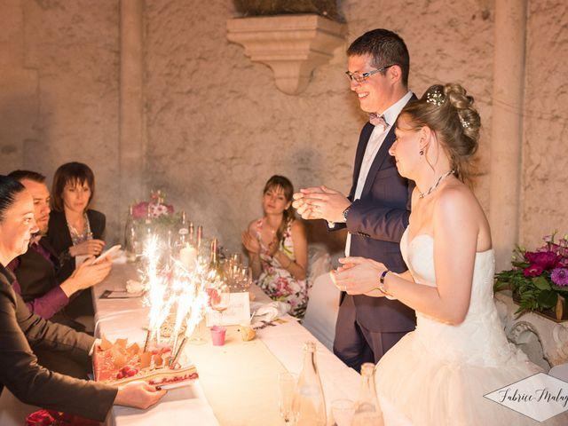 Le mariage de Tifany et Nicolas à Voiron, Isère 492