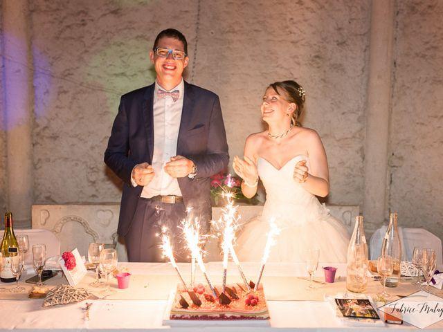 Le mariage de Tifany et Nicolas à Voiron, Isère 493