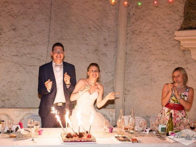 Le mariage de Tifany et Nicolas à Voiron, Isère 494