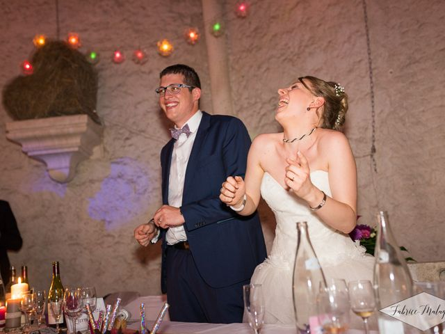 Le mariage de Tifany et Nicolas à Voiron, Isère 497