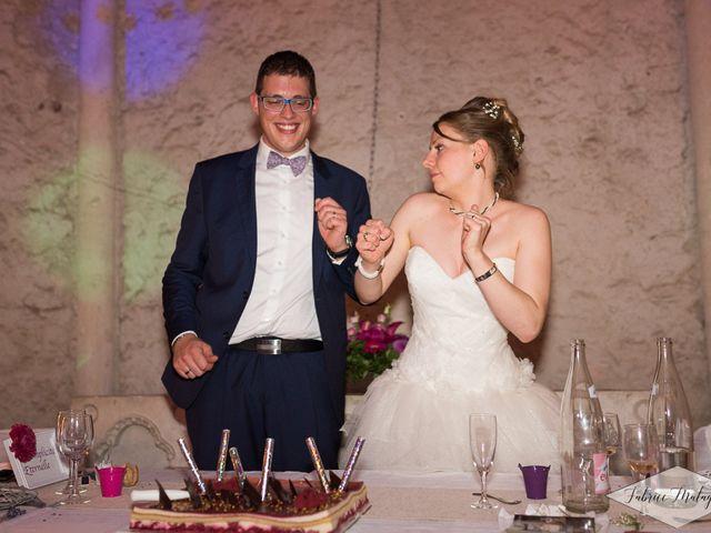 Le mariage de Tifany et Nicolas à Voiron, Isère 500
