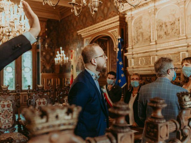 Le mariage de Vincent et Fatima-Zahra à Orléans, Loiret 40