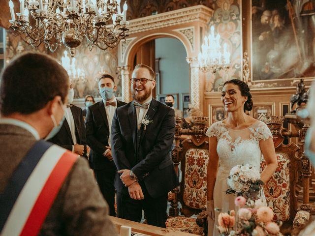 Le mariage de Vincent et Fatima-Zahra à Orléans, Loiret 41