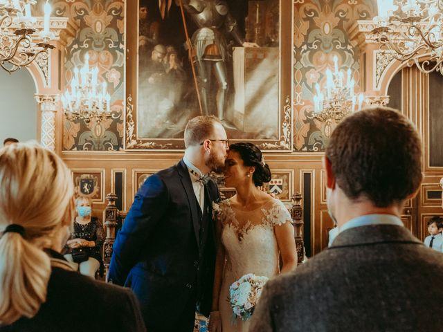 Le mariage de Vincent et Fatima-Zahra à Orléans, Loiret 43