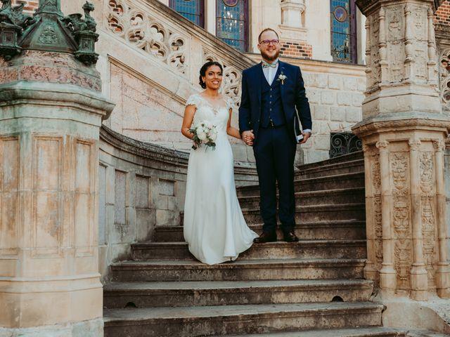 Le mariage de Vincent et Fatima-Zahra à Orléans, Loiret 45