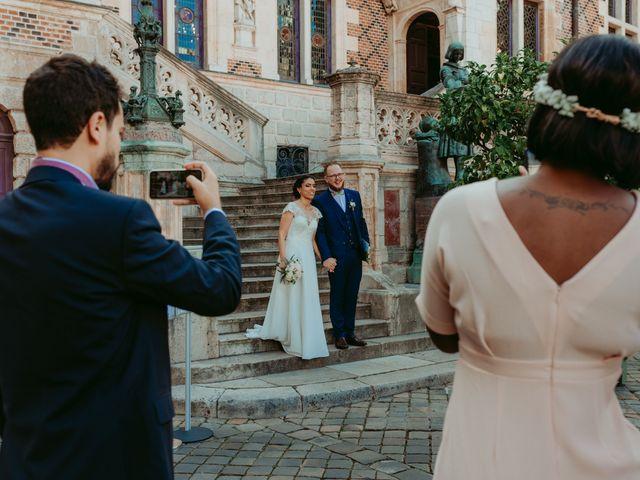 Le mariage de Vincent et Fatima-Zahra à Orléans, Loiret 46