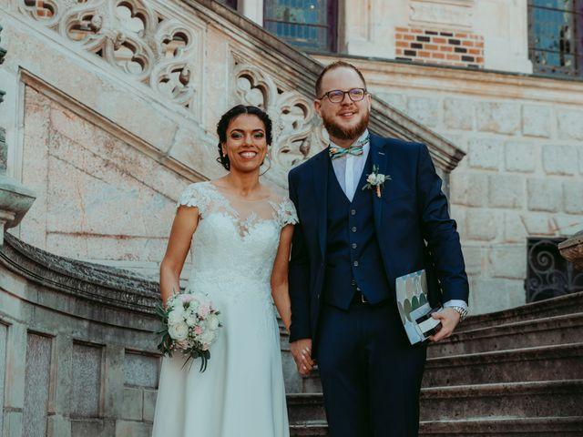 Le mariage de Vincent et Fatima-Zahra à Orléans, Loiret 48