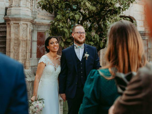 Le mariage de Vincent et Fatima-Zahra à Orléans, Loiret 49