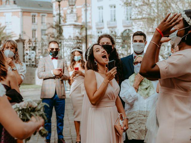 Le mariage de Vincent et Fatima-Zahra à Orléans, Loiret 50