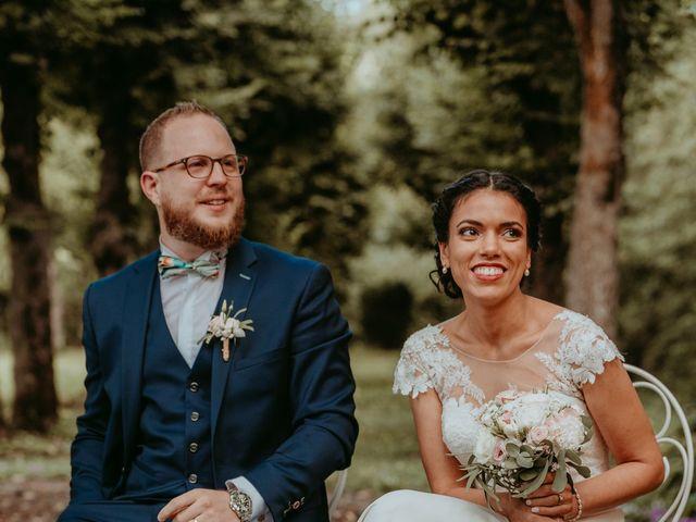 Le mariage de Vincent et Fatima-Zahra à Orléans, Loiret 74