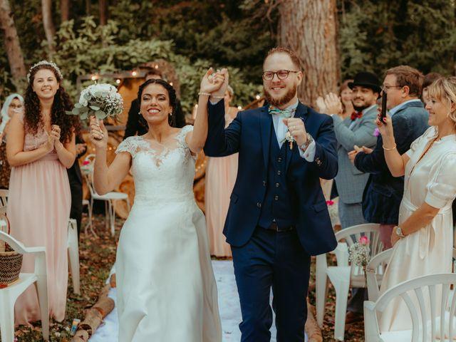 Le mariage de Fatima-Zahra et Vincent
