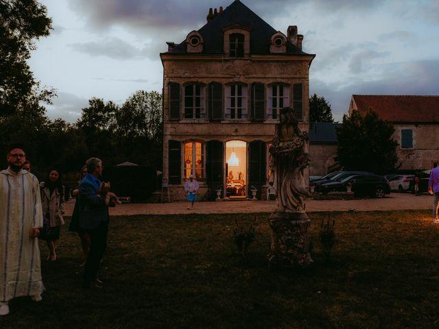 Le mariage de Vincent et Fatima-Zahra à Orléans, Loiret 96
