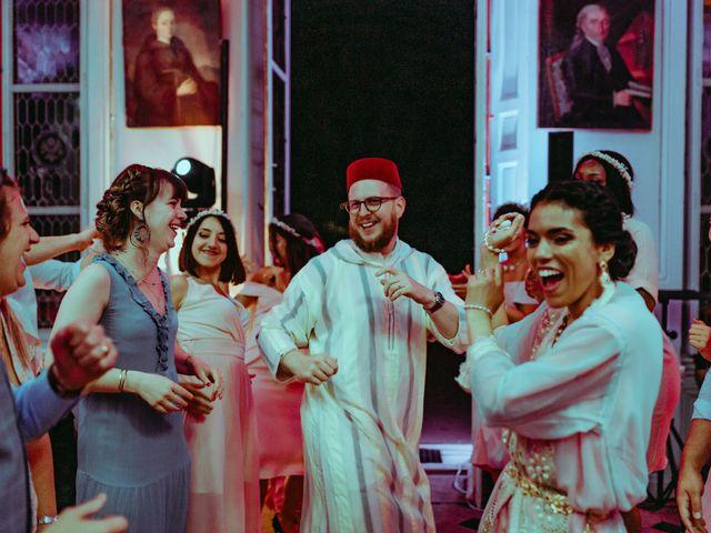 Le mariage de Vincent et Fatima-Zahra à Orléans, Loiret 101