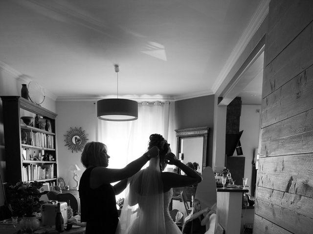 Le mariage de Chris et Mathilde à Chevillon, Yonne 17