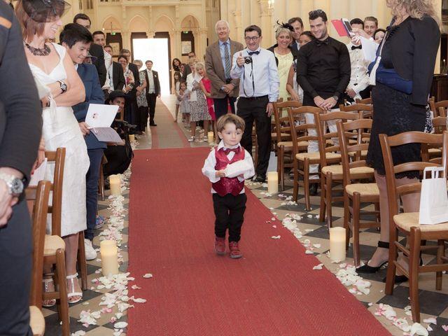 Le mariage de Chris et Mathilde à Chevillon, Yonne 26