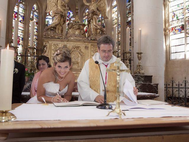 Le mariage de Chris et Mathilde à Chevillon, Yonne 28