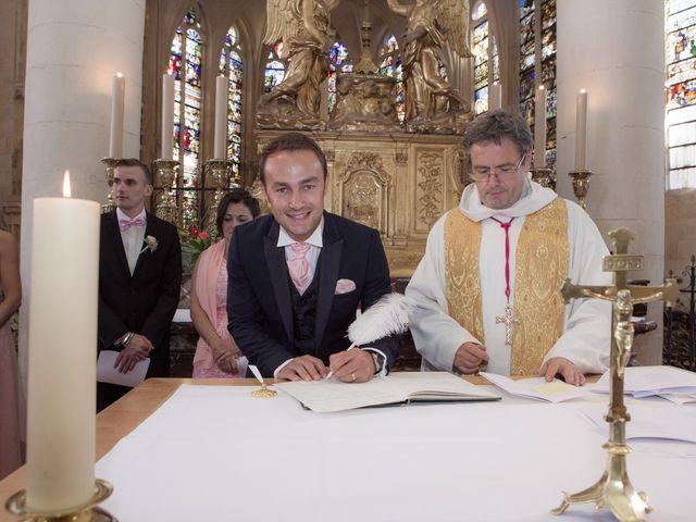 Le mariage de Chris et Mathilde à Chevillon, Yonne 29