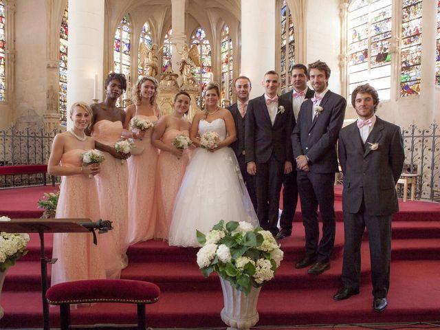 Le mariage de Chris et Mathilde à Chevillon, Yonne 31