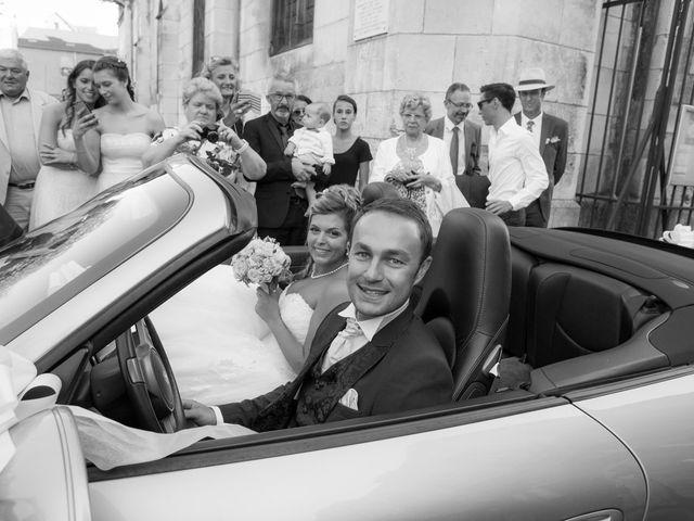 Le mariage de Chris et Mathilde à Chevillon, Yonne 34