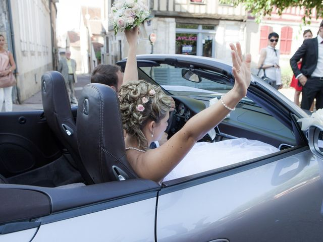 Le mariage de Chris et Mathilde à Chevillon, Yonne 35