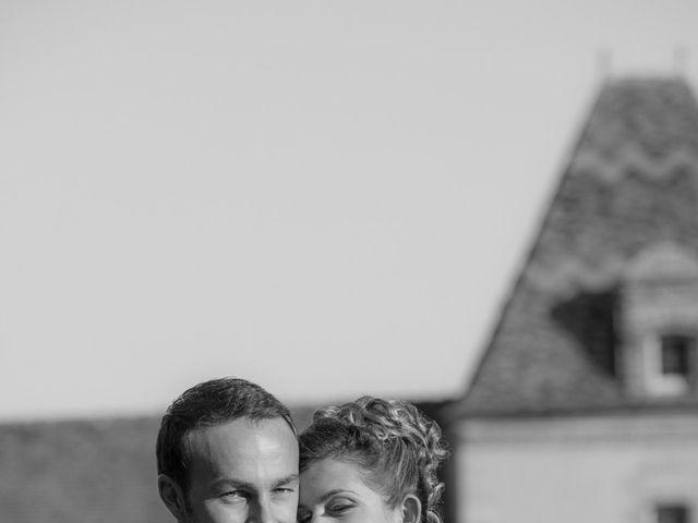 Le mariage de Chris et Mathilde à Chevillon, Yonne 40