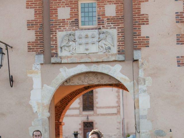 Le mariage de Chris et Mathilde à Chevillon, Yonne 42