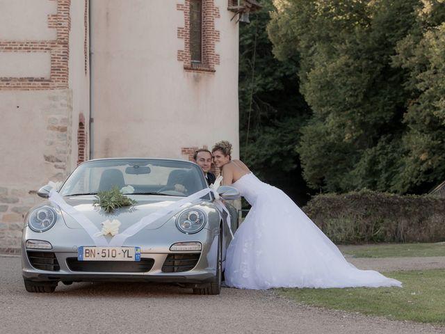 Le mariage de Chris et Mathilde à Chevillon, Yonne 43