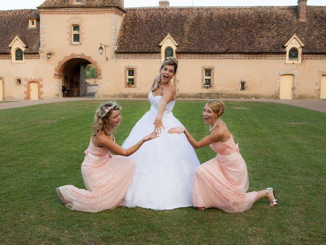 Le mariage de Chris et Mathilde à Chevillon, Yonne 45