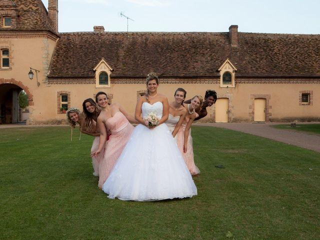 Le mariage de Chris et Mathilde à Chevillon, Yonne 47