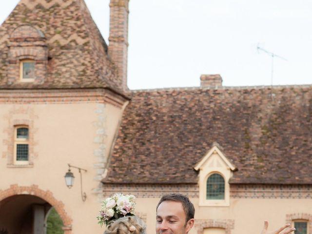Le mariage de Chris et Mathilde à Chevillon, Yonne 49