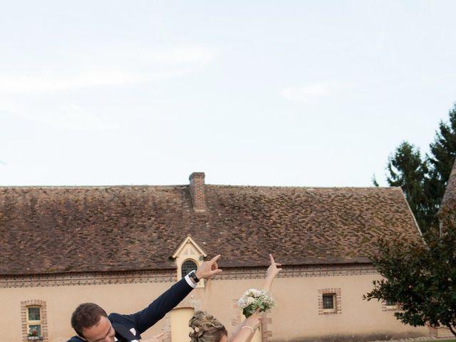 Le mariage de Chris et Mathilde à Chevillon, Yonne 51