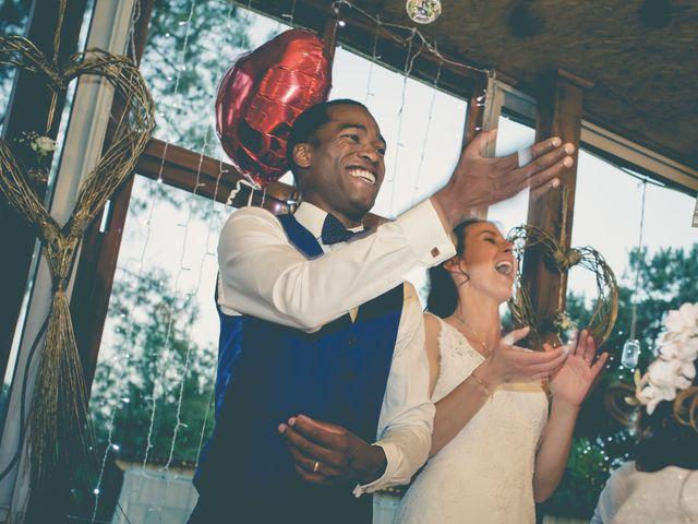 Le mariage de Isa et Chris
