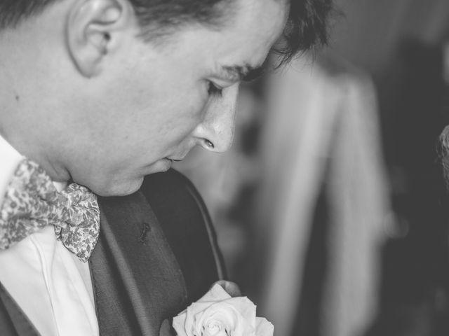 Le mariage de Vincent et Gaëlle à La Romieu, Gers 20