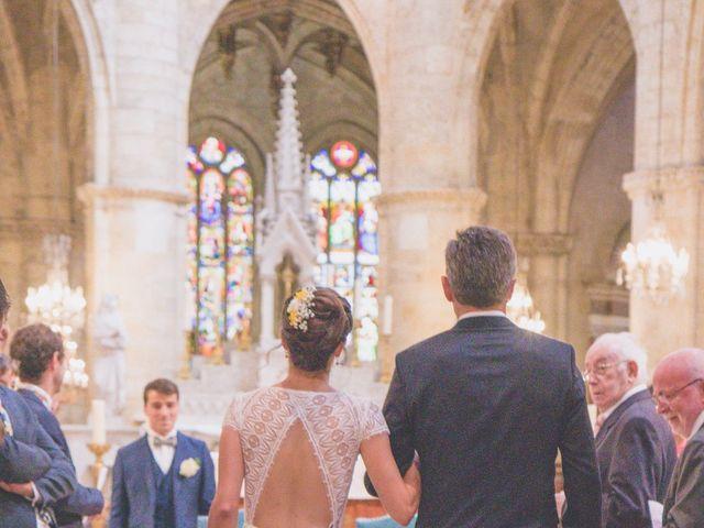 Le mariage de Vincent et Gaëlle à La Romieu, Gers 54