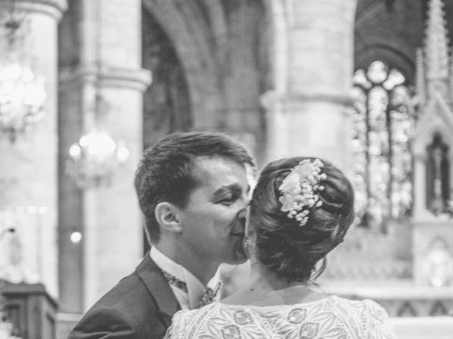 Le mariage de Vincent et Gaëlle à La Romieu, Gers 55