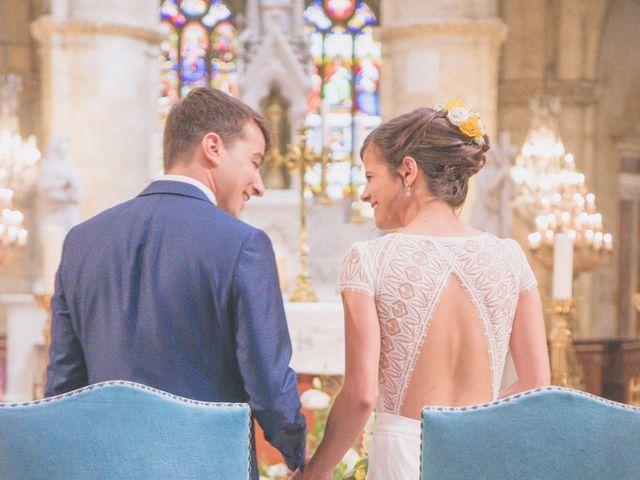 Le mariage de Vincent et Gaëlle à La Romieu, Gers 56