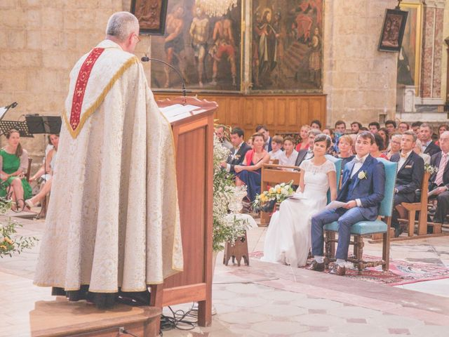 Le mariage de Vincent et Gaëlle à La Romieu, Gers 68