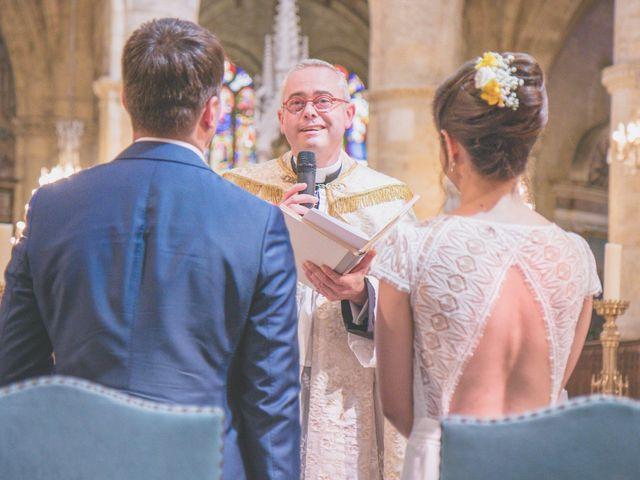 Le mariage de Vincent et Gaëlle à La Romieu, Gers 69
