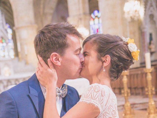 Le mariage de Vincent et Gaëlle à La Romieu, Gers 70