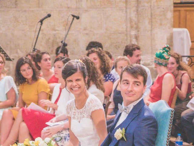 Le mariage de Vincent et Gaëlle à La Romieu, Gers 72