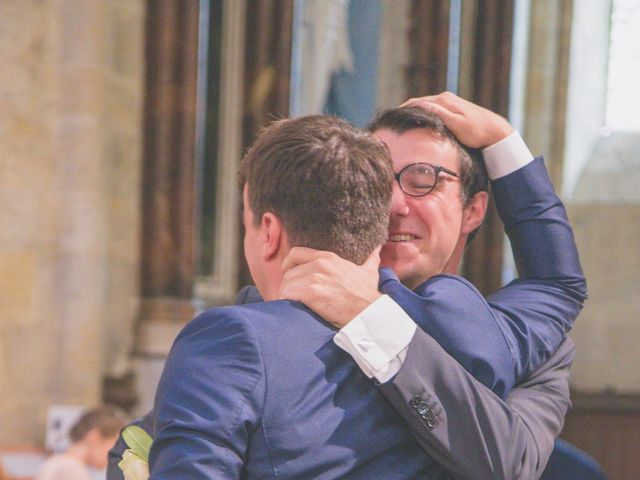 Le mariage de Vincent et Gaëlle à La Romieu, Gers 76