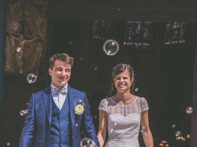 Le mariage de Vincent et Gaëlle à La Romieu, Gers 78