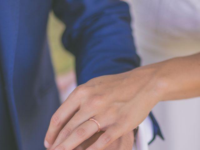 Le mariage de Vincent et Gaëlle à La Romieu, Gers 107