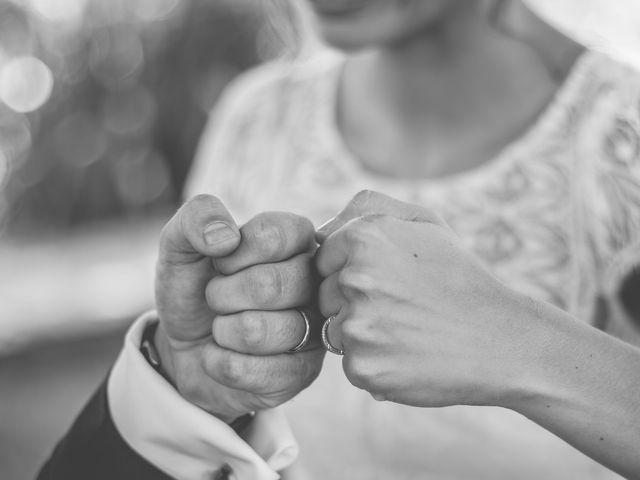 Le mariage de Vincent et Gaëlle à La Romieu, Gers 108