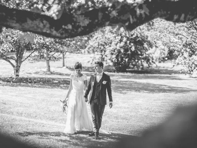Le mariage de Vincent et Gaëlle à La Romieu, Gers 111