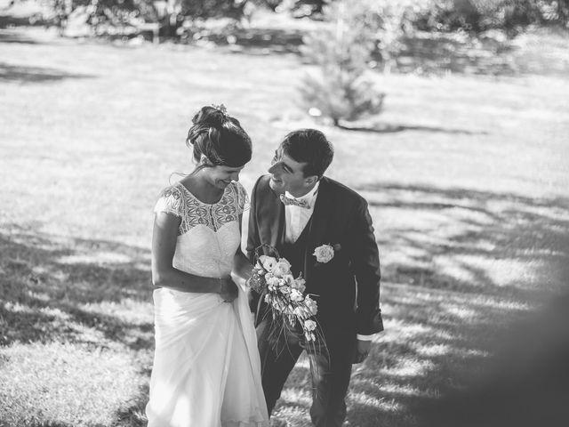 Le mariage de Vincent et Gaëlle à La Romieu, Gers 112