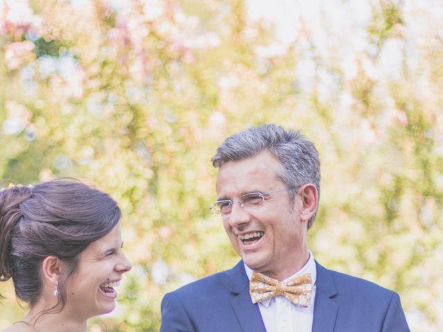Le mariage de Vincent et Gaëlle à La Romieu, Gers 131