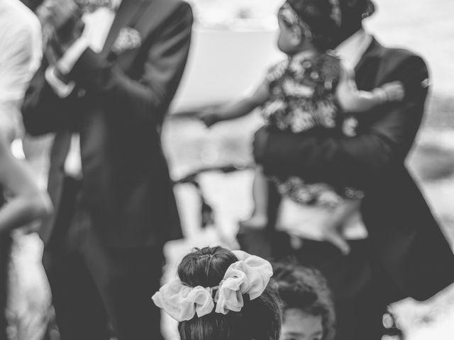 Le mariage de Vincent et Gaëlle à La Romieu, Gers 135